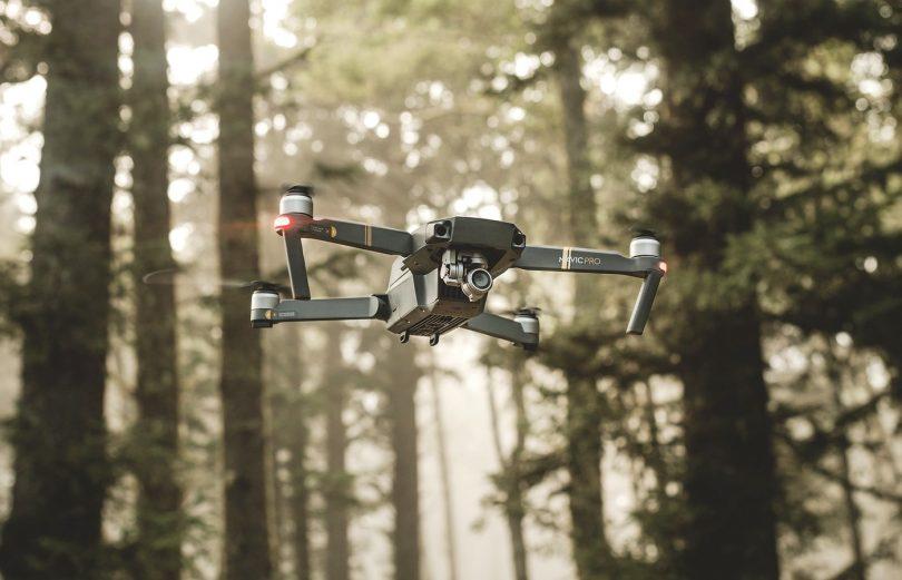 Intelligentes Organisieren gewerblicher Drohneneinsätze