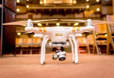 UDVeo - Luftraum-Management für Drohnen in Hamburg