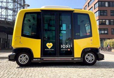 """Forschungsprojekt """"Shuttles & Co – Digitales Testfeld Stadtverkehr"""""""