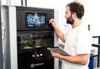 miniaturisierte Supermagnete mittels laserbasiertem 3D-Druck hergestellt