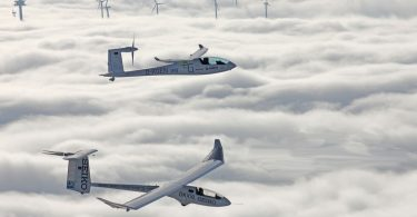 Projekt FUTPRINT50: Hybrid-elektrisches Fliegen für 50 Passagiere