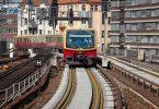 S-Bahn Berlin mit Synectics Betriebsmanagementsystem