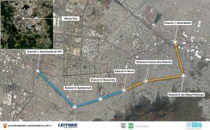 """""""Cablebús 2"""": Weitere Kabinen-Seilbahnen für Mexiko-Stadt"""