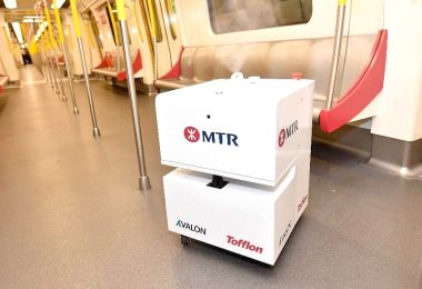 Hong Kong's MTR deploys VHP Robot for disinfection