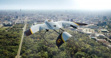 UPS Flight Forward And Wingcopter To Develop Versatile New Drone Fleet