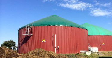 Grüne Wasserstoffproduktion in Biogasanlagen