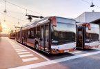 Land Berlin und BVG erweitern die Berliner E-Busflotte