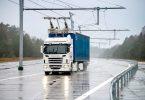 Oberleitungs-LKW Scania und Siemens Enuba-2