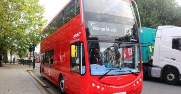 E-Busse mit ZF-Technik für Londoner Busunternehmen Tower Transit