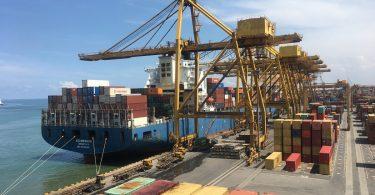RWI/ISL-Containerumschlag-Index: