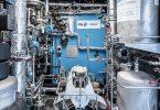 Gasofen Forschungsprojekt HyStORM