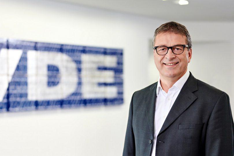 Wolfgang Niedziella ist neuer Präsident der Europäischen Normungskommission