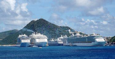 Auch Kreuzfahrtschiffe können von PyroMar profitieren.