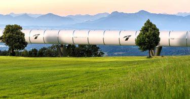 Hyperloop-Forschungsprogramm startet in Taufkirchen / Ottobrunn