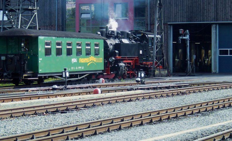 """Strecke zwischen Annaberg-Buchholz und Schwarzenberg im Erzgebirge soll das """"Digitale Testfeld Bahn"""" aufgebaut werden."""