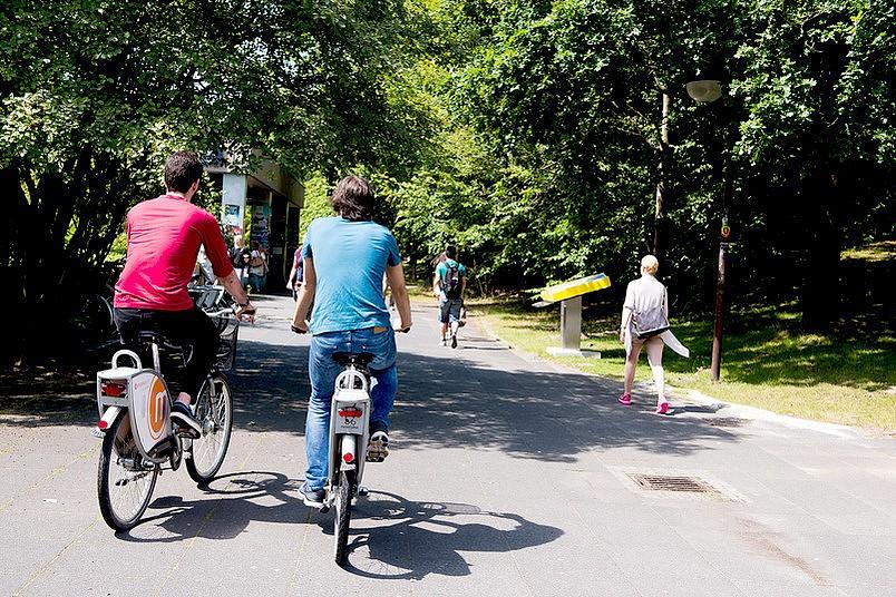 Mobilität im Ruhrgebiet