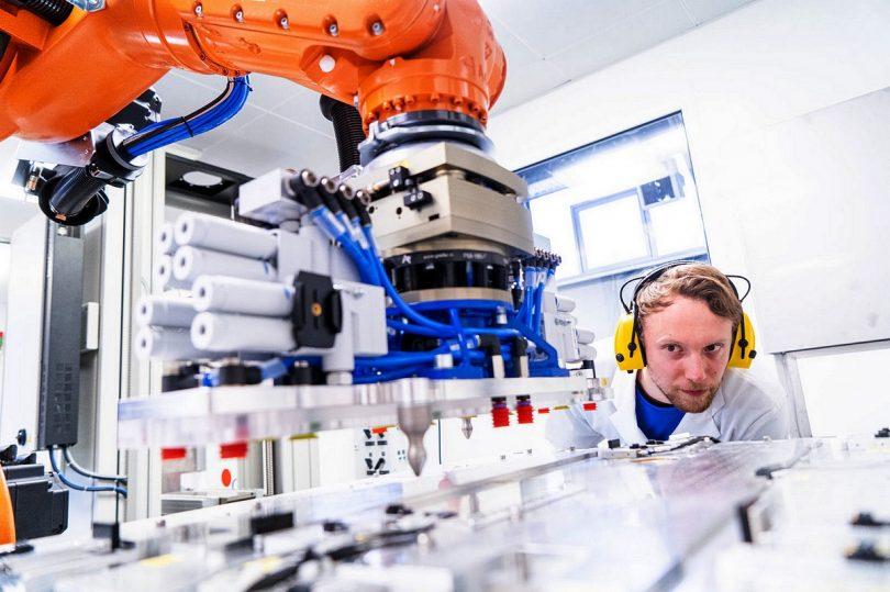 HyFaB-Projekt: Forschungsfabrik für Wasserstoff und Brennstoffzellen