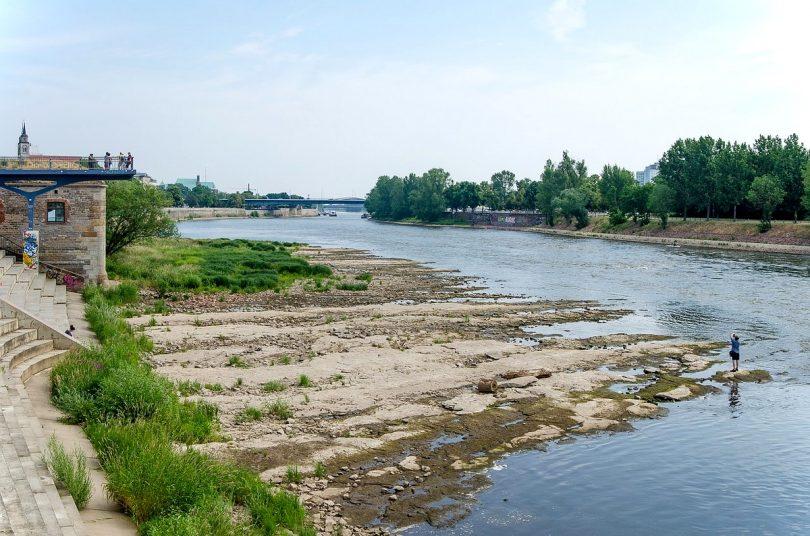 Niedrigwasserstände: Prognose bis zu drei Monate im Voraus möglich