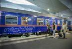 Nightjet-Netz Schweiz 2024