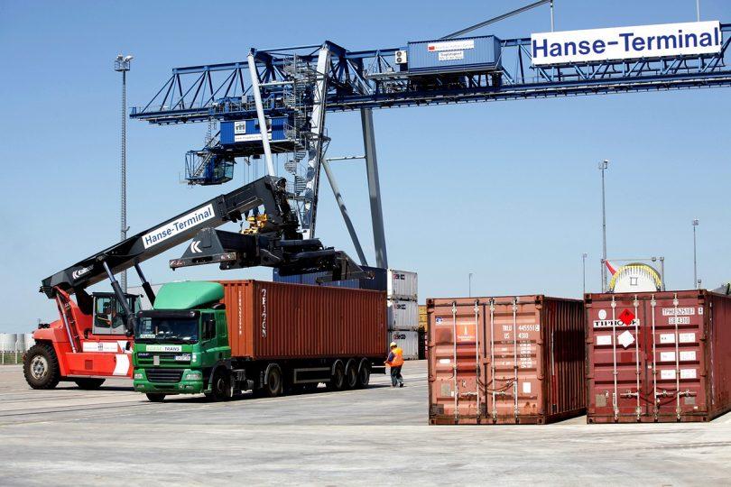 Hafeninfrastruktur: Mehr IT-Sicherheit im Containerterminal