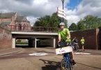 ENTLASTA – Forschung zur Radverkehrsinfrastruktur für Lastenräder