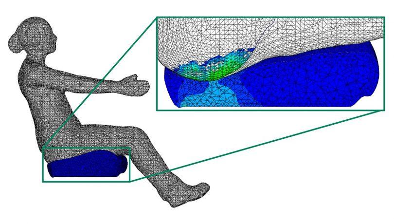 Trilaterales Forschungsprojekt EMMA4Drive entwickelt Menschmodelle für das autonome Fahren