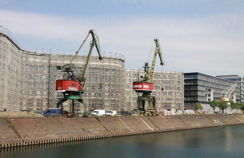 Hafen Duisburg als Labor