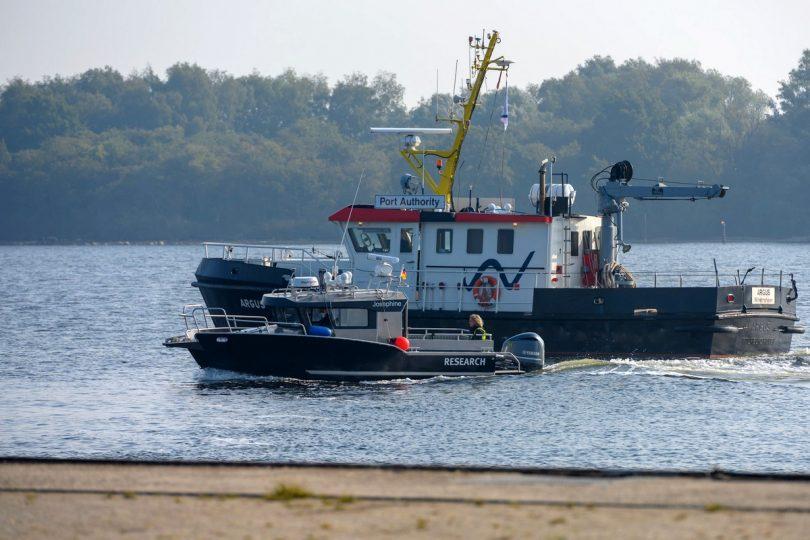 SmartKai – Einparkhilfe für Schiffe