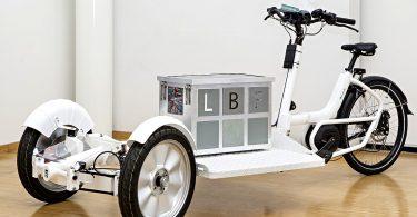 """Projekt """"L-LBF"""": Leistungsstarkes Lastenfahrrad"""