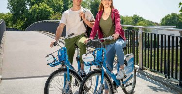 Der Verkehrsverbund Rhein-Neckar (VRN) will sein regionales Fahrradvermietsystem VRNnextbike quantitativ und qualitativ deutlich ausweiten.
