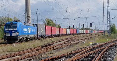 Direktzug verbindet ab sofort Mukran und Rotterdam