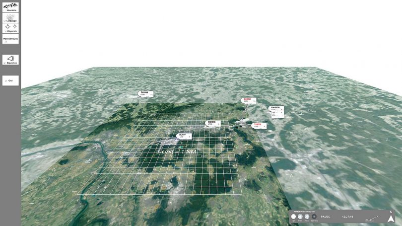 Projekt VAST – Virtual Airspace and Tower