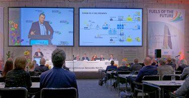 """""""Kraftstoffe der Zukunft"""" 2021 – 18. Internationaler Kongress für Erneuerbare Mobilität"""