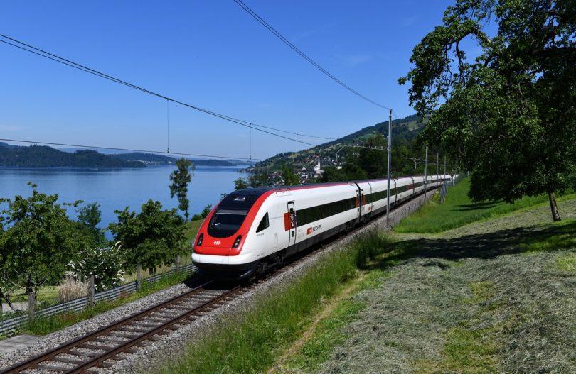 Schneller mit der Bahn von Zürich nach München