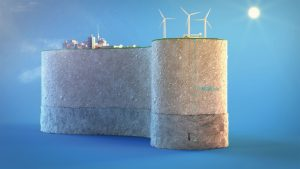 EWE baut Test-Kaverne zur Wasserstoff-Speicherung