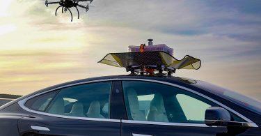 IKT EM-Projekt: Intelligente Logistik-Drohnen für die letzte Meile
