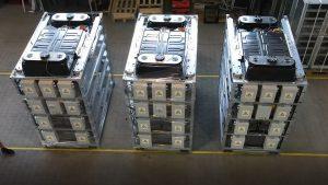 Advanced Battery Storage. Batteriespeicher