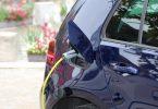 Studierende bereit, Aufpreis für Elektroautos zu bezahlen