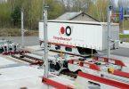 LKW auf die Schiene: duisport investiert in CargoBeamer