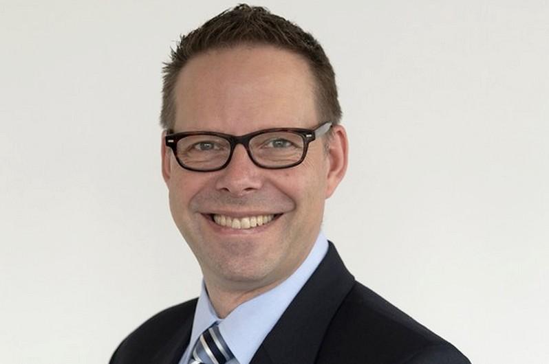 Dr. Klaus Jansen, Geschäftsführer der Zuse-Gemeinschaft.