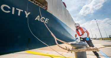 Containerumschlag sorgt für Schadensbegrenzung im Corona-Jahr