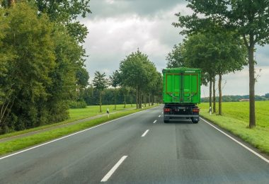 KLU study: Logistics decarbonization process in Europe well underway