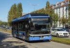 Depot-Management-System für Elektrobusse der Stadtwerke München