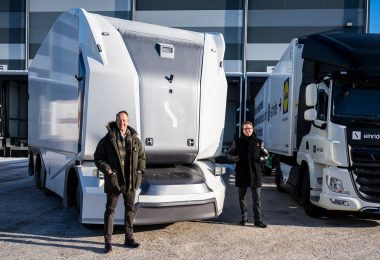 Einride and Lidl roll out intelligent and sustainable transport