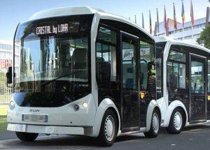 Mobileye, Transdev und Lohr bringen autonome Shuttles auf die Straße