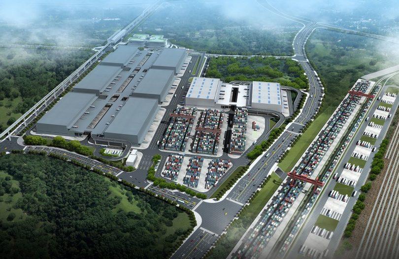 PSA und duisport investieren in multimodale Logistikanlagen in Asien