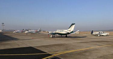 Wasserstofftanks für Flugzeuge