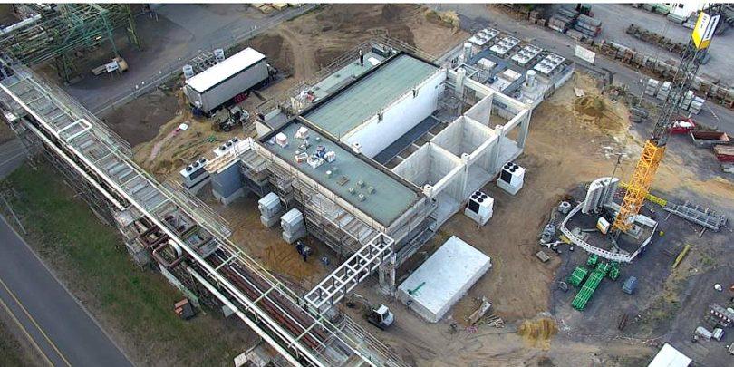 Wesseling künftiger Shell-Produktionsort für synthetisches Kerosin
