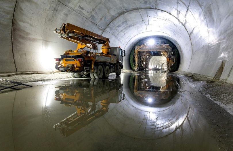 Brenner-Basistunnel: Tunnelwasser als CO2-neutraler Energielieferant