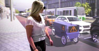 """AuRa""-Projekt: Autonome Lastenräder in der Magdeburger Innenstadt"